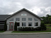 Hinesburg building