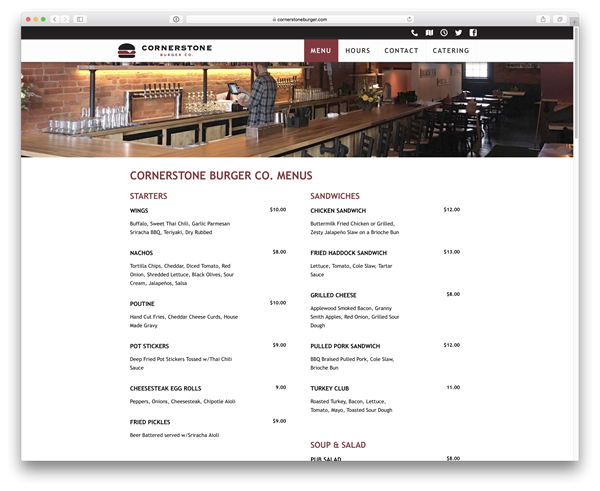 cornerstone-burger-welcome-page-captive-portal