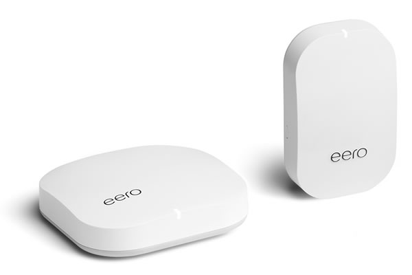 eero hub and beacon