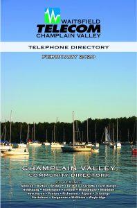 February 2020 Champlain Valley Telephone Directory
