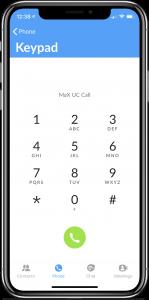 MaX UC phone
