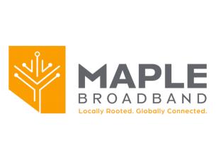 Maple Broadband logo